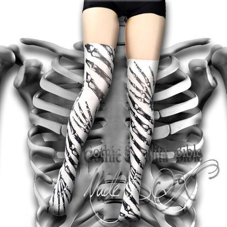 MDCN-002 Collab with Gothic&Lolita Bible<骨/Bones>