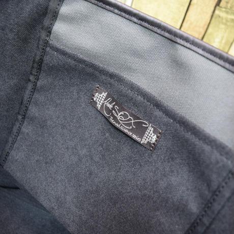 OGB-02.0003 【危機裸裸商店kiki監修】OTONA Gothic project Designed Bag<アイアンメイデン/Iron Maiden>