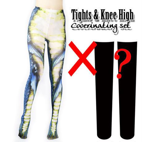 Set sales★<半魚人/Merman>Selectable knee high socks & Tights!