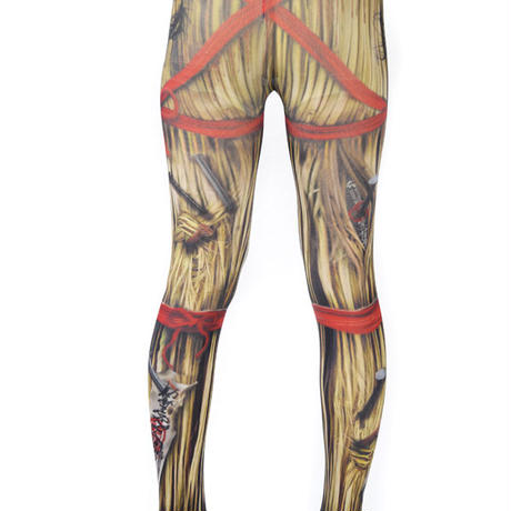MDT-013  Mad Science tights<藁人形/Jack of straw>
