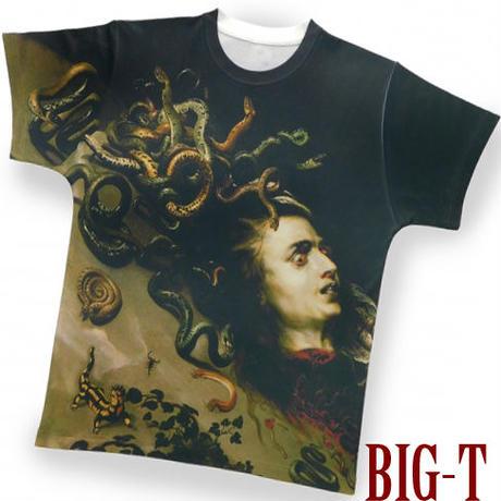 NDW-OG.001 OTONA Gothic project Printed BIG T<メデューサ/Medusa>