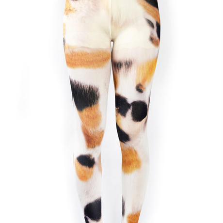 MDT-011  Mad Science tights<三毛猫/Calico cat>