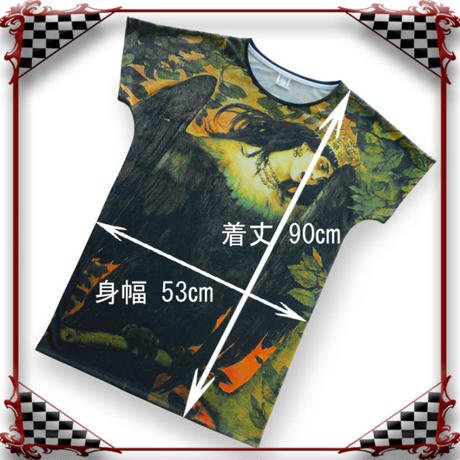 MDW-0002 A Big Tee short dress<シリン/Sirin>