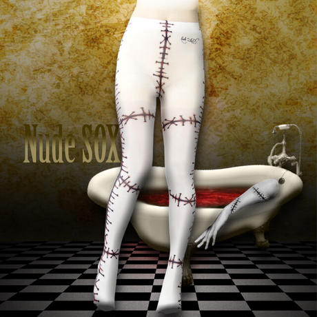 MDT-002  Mad Science tights<縫い傷/sewing wound>