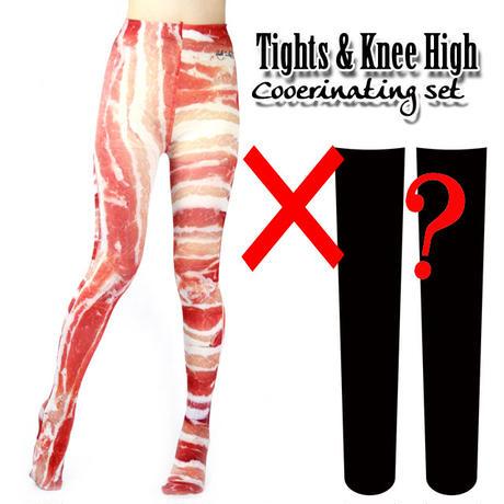 Set sales★<豚バラ/Pork back ribs> Selectable knee high socks & Tights!