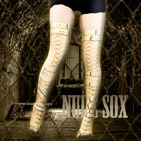 MDN-005 Mad Science knee high socks<拘束/Restriction>