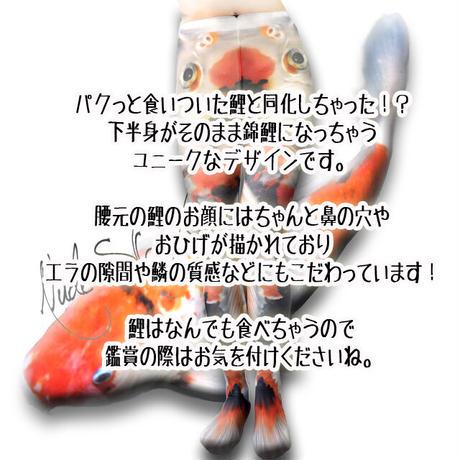 MDT-016  Mad Science tights<錦鯉/Colored carp>