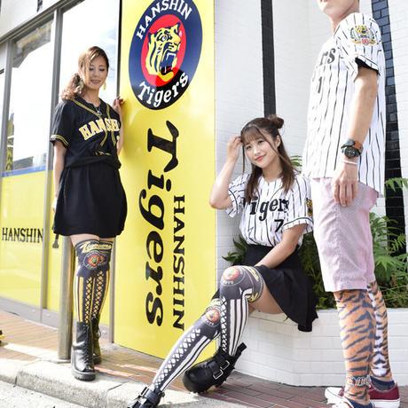 NHT-01 阪神タイガース女子ニーハイソックス <ホーム/ノーネーム>