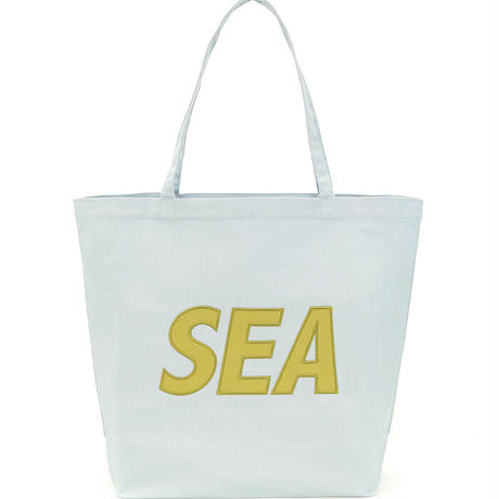 【WIND AND SEA】トートバッグ
