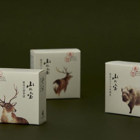 【しげや】山の宝 6缶セット