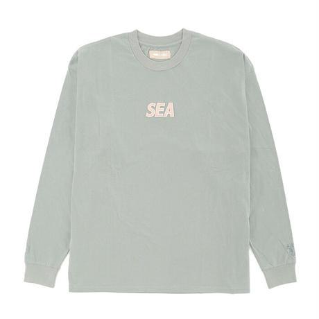 【WIND AND SEA】GREENableコラボロンT