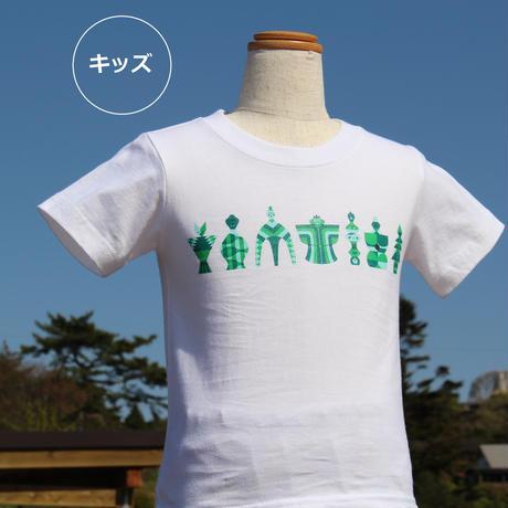 GREENIA Tシャツ ホワイト