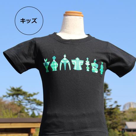 GREENIA Tシャツ ブラック