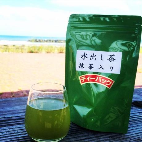 『定期便商品』送料込み! 水出し茶 抹茶入り 2つセット| 静岡茶のギフト、深蒸し茶専門店 GREEN*TEA WORKSHOP