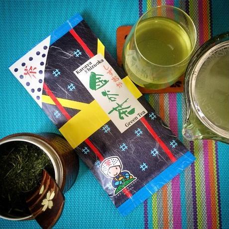 『定期便商品』送料込み! 静岡県産深蒸し茶 金谷茶 2つセット| 静岡茶のギフト、深蒸し茶専門店 GREEN*TEA WORKSHOP