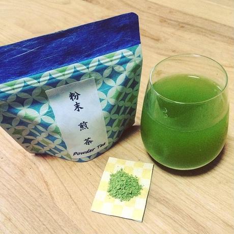 『定期便商品』送料込み! 粉末緑茶 「煎茶」3つセット| 静岡茶のギフト、深蒸し茶専門店 GREEN*TEA WORKSHOP