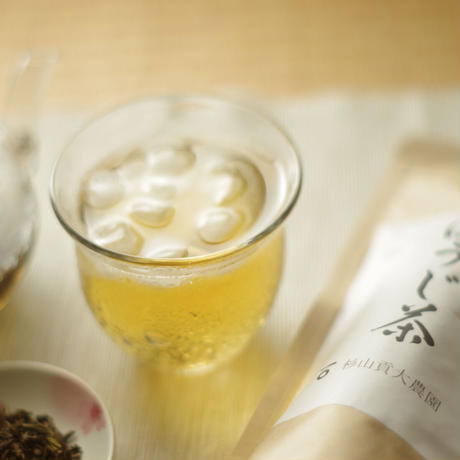 夏はボトルで水出し!香ばしさがクセになる「ほうじ茶50g」&フィルタインボトルセット