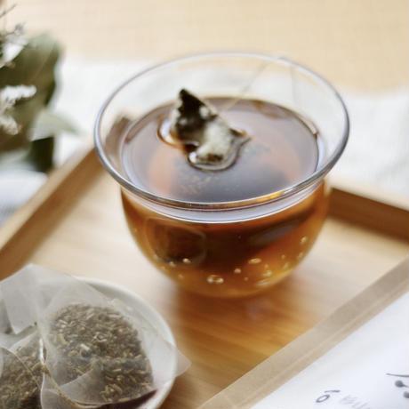 ほうじ茶&和紅茶のティーバッグセットのプチギフト(リーフにも変更可)
