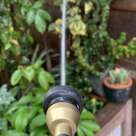 ガーデンリールⅡ 30m ブラウン