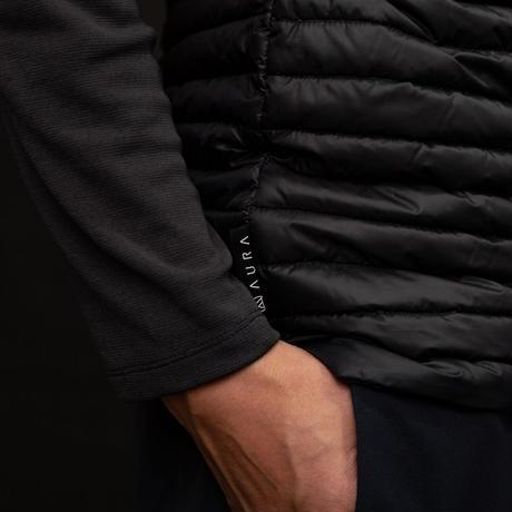 【AURA made in Poland】 T-Shirts_Black