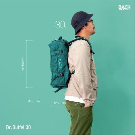 【BACH】Dr.Duffel 30L