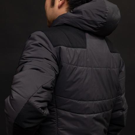 【Tilak+POUTNIK】KETIL MIG Jacket  - Black