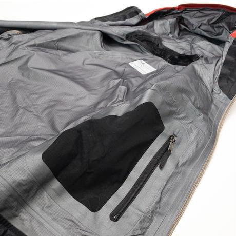 【Tilak】Raptor Jacket_Brick/DarkRed_Sサイズ※Salesman Sample