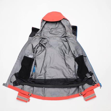 【Tilak】Evolution RPS Jacket_Coral/SeaBlue_Sサイズ※Salesman Sample