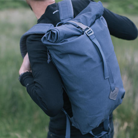 【millican】Smith the Rollpack 18L_Rust