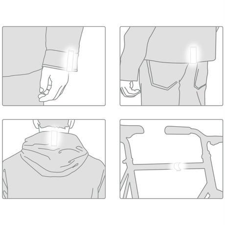 【BOOKMAN】Clip-on Reflector