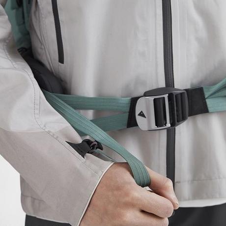 【Klattermusen】 Grip 2.0 Backpack 60L - Brush Green