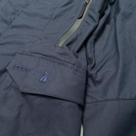 【Tilak+POUTNIK】Travel Blazer VTC_Navy