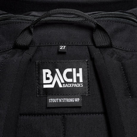 【BACH】STOUT'n STRONG WP 27