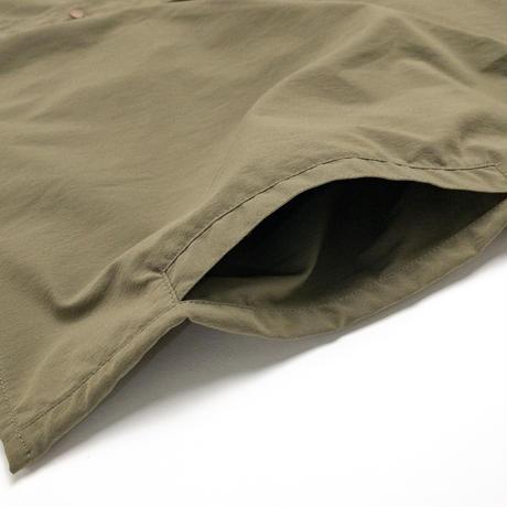 【Tilak+POUTNIK】LT Shirts S/S_Khaki_Mサイズ_※SalesmanSample