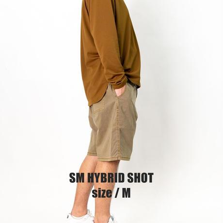 【STONEMASTER】SM HYBRID SHORTS