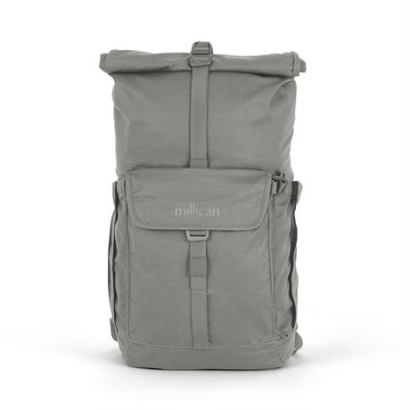 【millican】Smith the Rollpack 25L_Stone