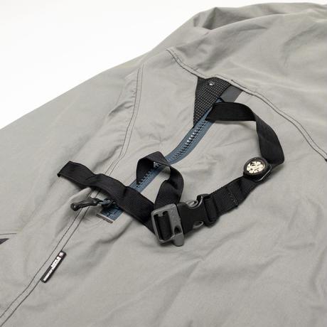 【klattermusen】Einride Jacket M's_Gray_Sサイズ_※Salesman Sample