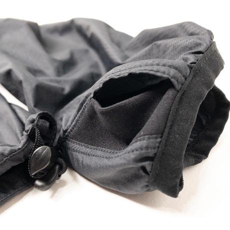 【Tilak+POUTNIK】Peregrine Jacket_Black/Khaki_Sサイズ_※SalesmanSample