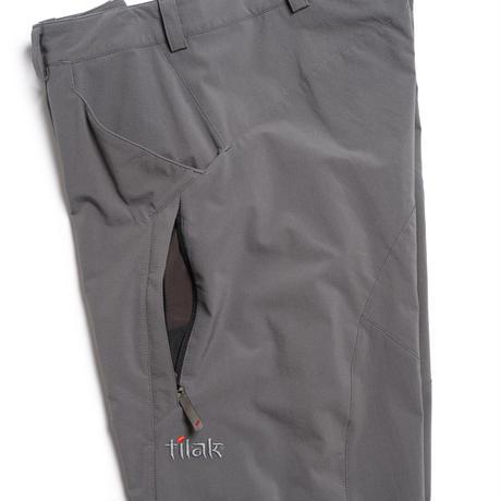 【Tilak+POUTNIK】Qualido Pants -GrayStripe-