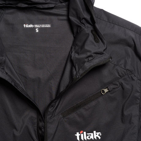【Tilak+POUTNIK】Aira Jacket_Khaki_Sサイズ_※SalesmanSample