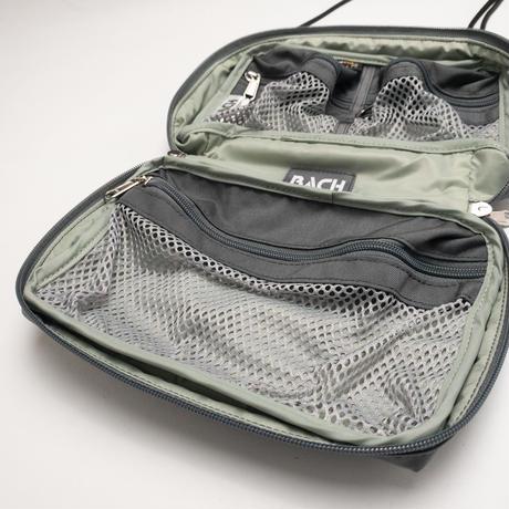 【BACH】ACCESSORY BAG M 500D - Pearl Gray