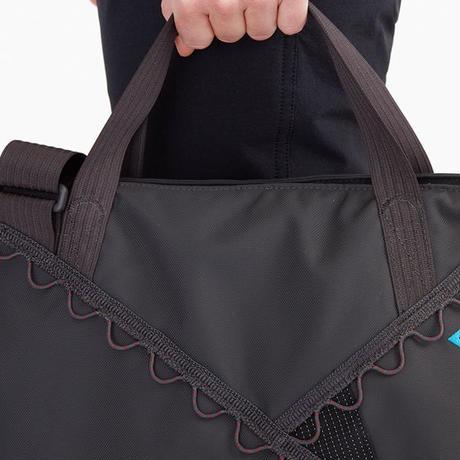 【Klattermuesn】 Baggi 3.0 Bag -BrushGreen/Raven