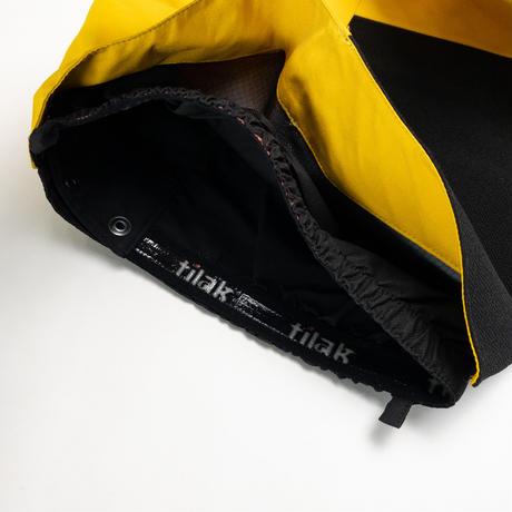 【Tilak】Avalanche Pants_Goldenrod_Lサイズ※Salesman Sample