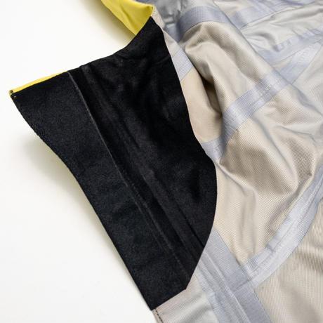 【Tilak】STORM Jacket_Lemon/Carbon_Sサイズ※Salesman Sample