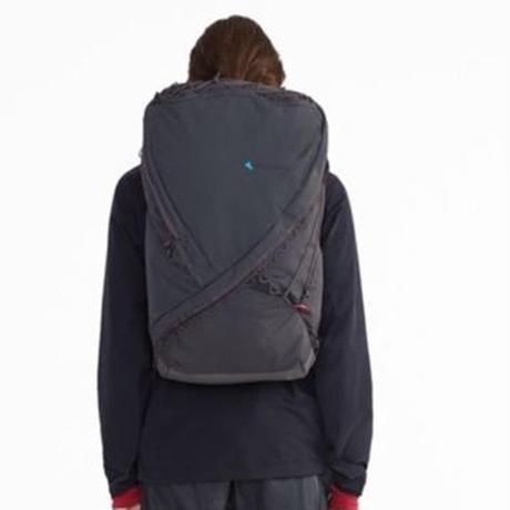 【Klattermusen】 Gna Backpack 33L - Raven
