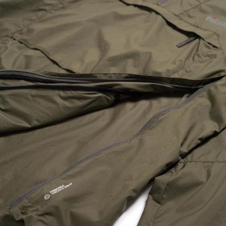 【Tilak+POUTNIK】Odin Light Jacket_Khaki_Sサイズ_※SalesmanSample