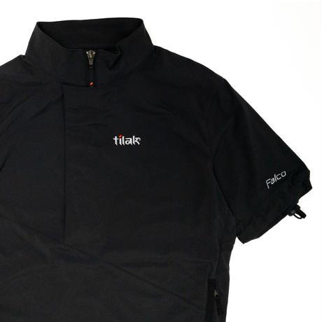 【Tilak+POUTNIK】Falco S/S_Black_Sサイズ_※SalesmanSample