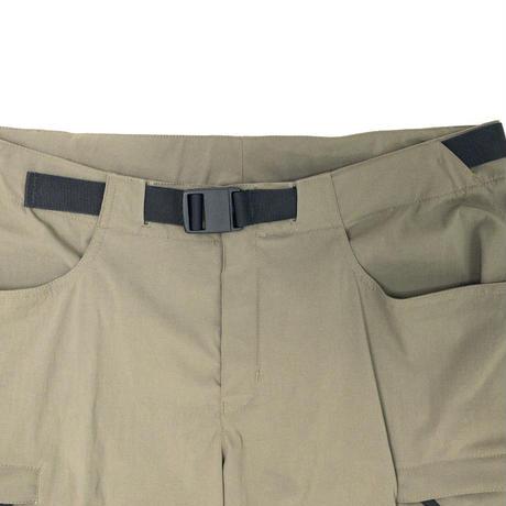 【Tilak+POUTNIK】Crux LT Shorts 2.0_Olive_Sサイズ_※SalesmanSample