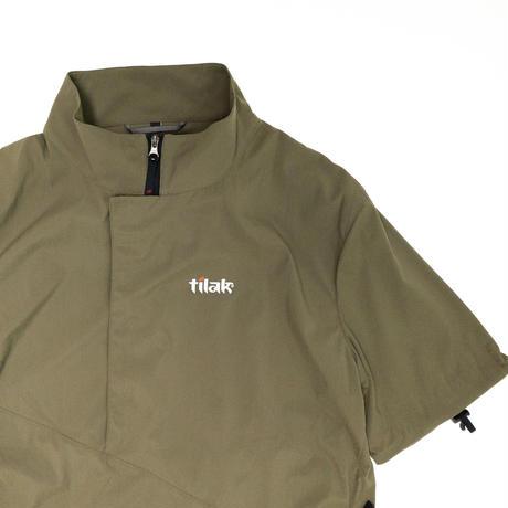 【Tilak+POUTNIK】Falco S/S_Khaki_Sサイズ_※SalesmanSample