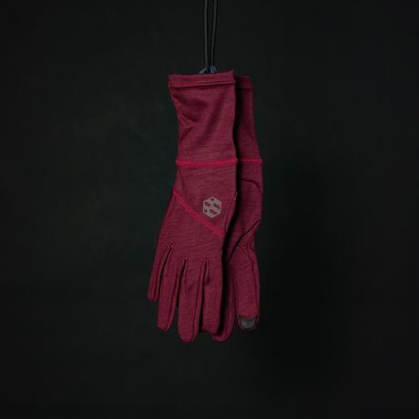 【handson grip】Hobo_Bordeaux
